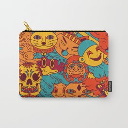 Make me laugh Carry-All Pouch
