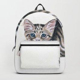 Yoga Kitten Backpack