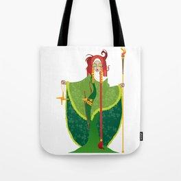 St. Brigid of Ireland Tote Bag