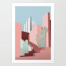 Spain Art Print