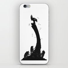 The Long Pursuit  iPhone & iPod Skin