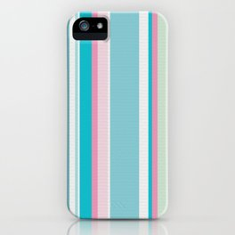 Earn Your Stripes iPhone Case