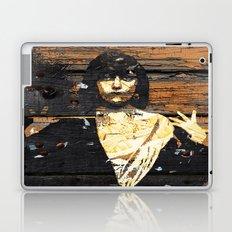 Wood /Grunge Textured (Gloria)  Laptop & iPad Skin