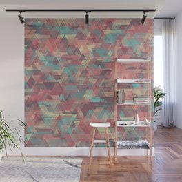 Equilateral Confusion Wall Mural