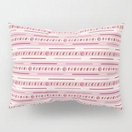 Strawberry Cookie Sticks Horizontal Pillow Sham