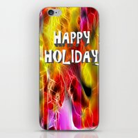 holiday iPhone & iPod Skins featuring Holiday by BeachStudio