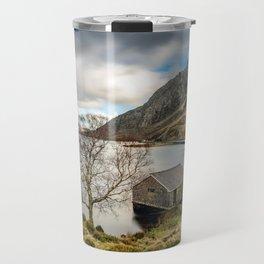 Lake Ogwen Snowdonia Travel Mug