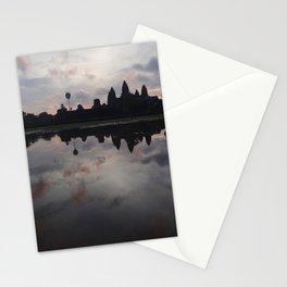 Angkor Wat Morning Stationery Cards