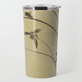 Orchid Sonata Travel Mug