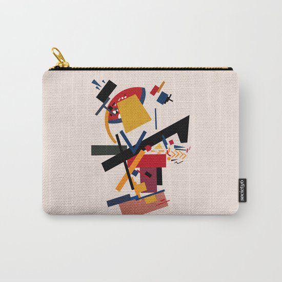 TOO MANY THOUGHTS Carry-All Pouch
