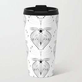 Art Deco 102 . Amphibian Travel Mug