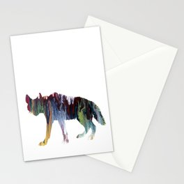 Hyena Stationery Cards