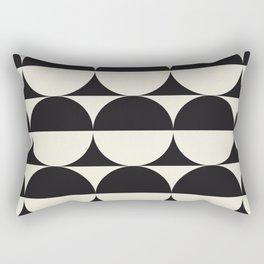 Modern Urban Tribal Pattern No.11 Rectangular Pillow
