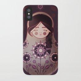 Yuliana doll iPhone Case