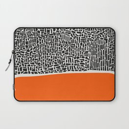 City Sunset Abstract Laptop Sleeve