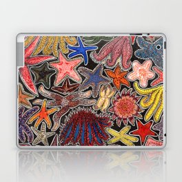 Sea stars and starfish Laptop & iPad Skin