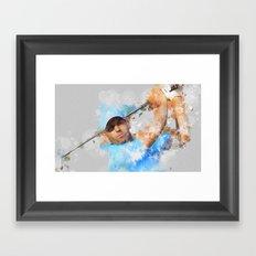 Sergio Garcia Framed Art Print