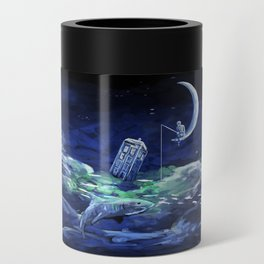 The Doctor Dreaming Of Fishing Can Cooler