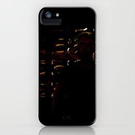 48- Sun thru honeycomb iPhone Case