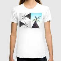 palm tree T-shirts featuring Palm Tree by Ryssa Keola Asuncion