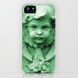 ColnaCherub iPhone Case