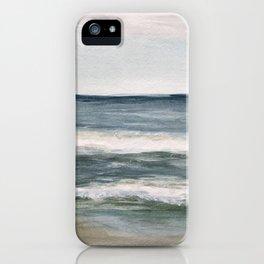 Jax Beach iPhone Case