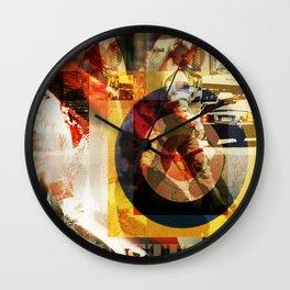 Institute Wall Clock