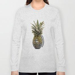 Pineapple Grenade Long Sleeve T-shirt