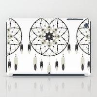 dreamcatcher iPad Cases featuring Dreamcatcher by Bohemian Gypsy Jane