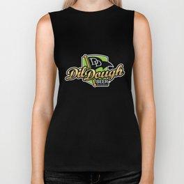 DilDough Beer Biker Tank