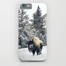 Frosty Bison Slim Case iPhone 6s