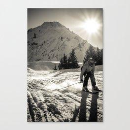 ski Canvas Print