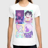 sweater T-shirts featuring Sweater Gems by enerjax