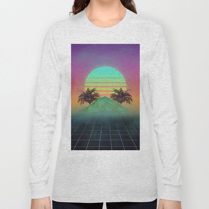 80s love Long Sleeve T-shirt