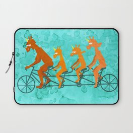 Father's Day Ride Laptop Sleeve