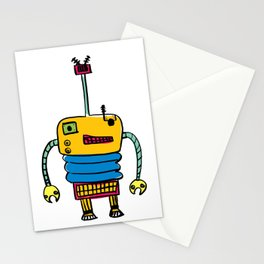 Mr. Radio Pop Stationery Cards