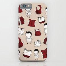 paper dolls Slim Case iPhone 6s