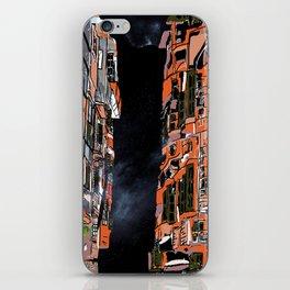 Nepal Apartments iPhone Skin
