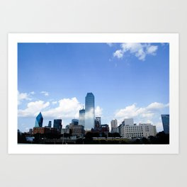 If You Like Dallas Art Print