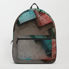 Single Ceramic Tiles Backpack