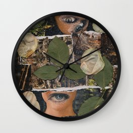 Lake Witches Wall Clock