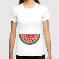watermelon T-shirts featuring Watermelon by Karolis Butenas