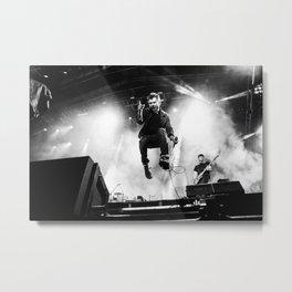Damon Albarn (Blur) - I Metal Print