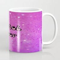 queer Mugs featuring Pastel Queer by Paris Noonan