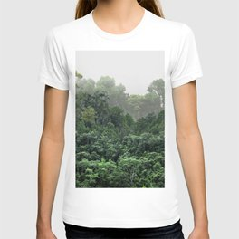 Tropical Foggy Forest T-shirt