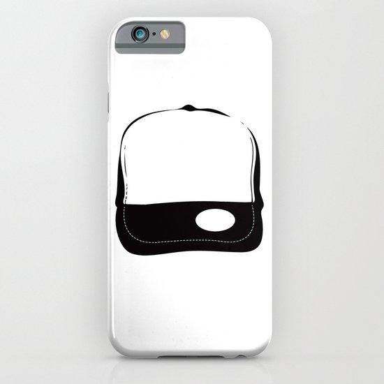 No Logo Cap iPhone & iPod Case