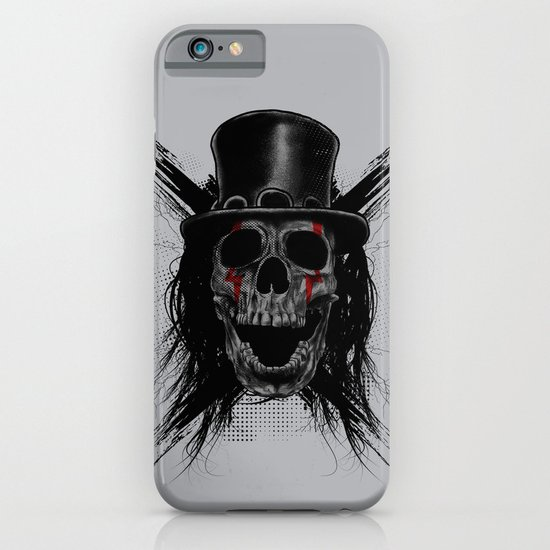 Skull Hat iPhone & iPod Case