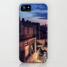 They glisten on the horizon iPhone Case