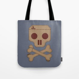 Paper Pirate Tote Bag