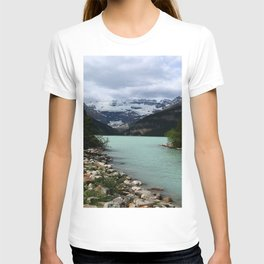 Lake Louise Impression T-shirt